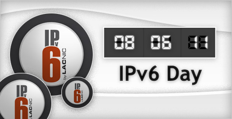 World IPv6 Day, a Test Flight Day around the World