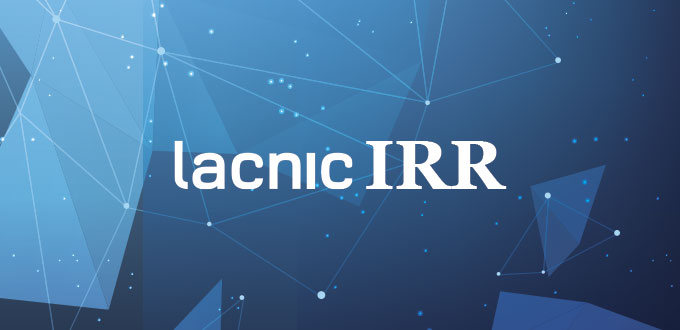 LACNIC's IRR Turns One